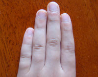 personal measure 4 fingers